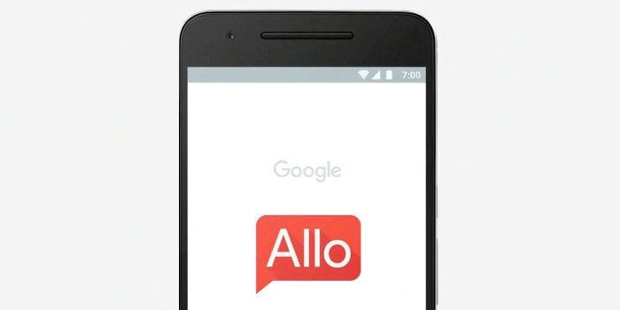 Google Allo (กูเกิล ออโล) แอพพลิเคชั่นแชทจากกูเกิล
