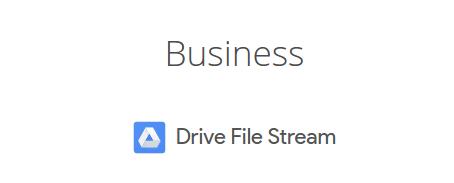 Google Drive File Stream (กูเกิล ไดรฟ์ ไฟล์ สตรีม) การเข้าถึงกูเกิลไดรฟ์บนเครื่องคอมพิวเตอร์