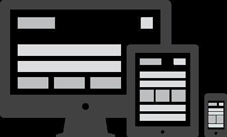 Responsive Web Design คือการออกแบบเว็บไซต์ให้สามารถรองรับการแสดงผลได้กับทุกอุปกรณ์ทั้งมือถือ แท็บเล็ต โน๊ตบุ๊ค โดยออกเเบบเพียงครัั้งเดียวสามารถแสดงผลได้หลากหลายหน้าจอ