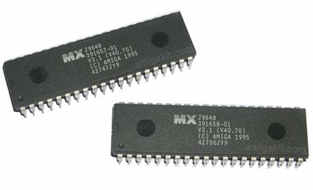 Rom ย่อมาจาก Read-Only Memory เป็นหน่วยความจำที่สามารถอ่านได้อย่างเดียว ไม่สามารถบันทึกข้อมูลใดๆ ลงไปได้  เป็น Memory Chip ที่ทำหน้าที่เก็บ Applicationและข้อมูลอย่างถาวรและไม่จำเป็นต้องใช้กระแสไฟฟ้าในการเลี้ยงระบบ