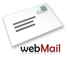 webmail คือ โปรแกรมที่บริการรับส่ง E-Mail บนเซอร์เวอร์ผ่านทางหน้าต่าง  web browser เช่น IE, Firefox, Google Chrome ฯลฯ