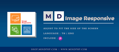 Introducing to Plugin System MD Image Responsive adjust to fit the size of the screen