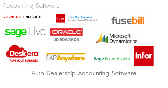 Auto Dealership Accounting Software คืออะไร